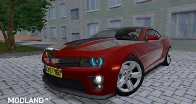 Chevrolet Camaro ZL1 [1.3.3], 1 photo